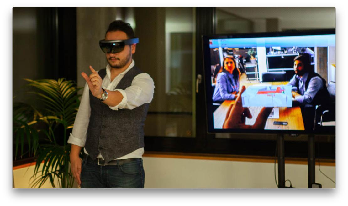 HoloLens Anwendungen